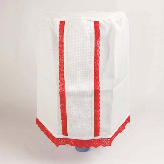 Capa de Galão de Água 20 Litros Para Bordar Cores Variadas - Sakoart