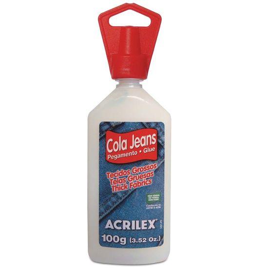 Cola Jeans 100 Gramas - Acrilex