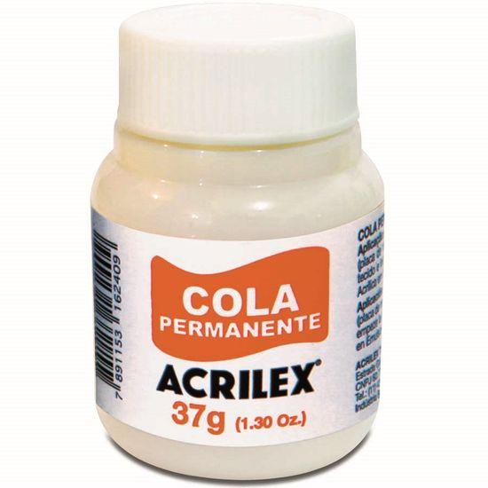 Cola Permanente 37 Gramas - Acrilex