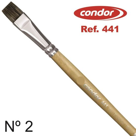 Pincel Condor N:441 - 2