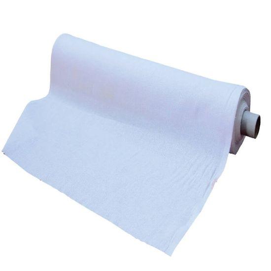 Tecido de Saco Roma Liso Branco com 20 Metros - A Sacaria