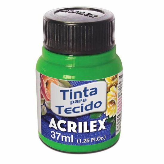 Tinta Para Tecido Fluorescente 37ml - Acrilex - 101
