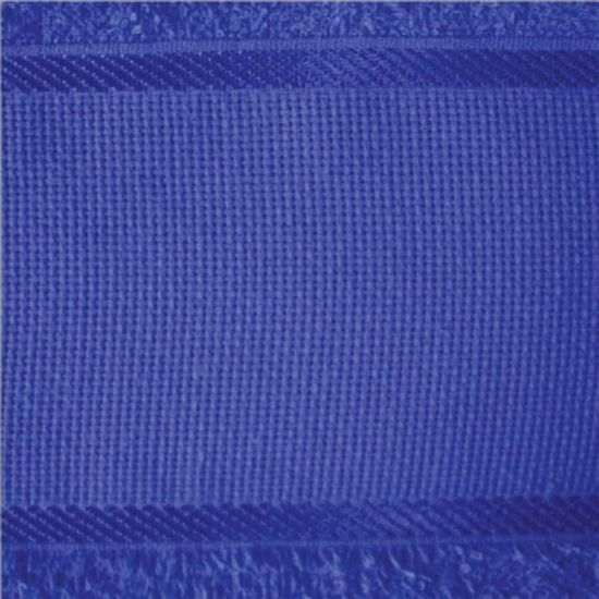 Toalha de Lavabo Para Bordar 45cm x 29cm - Marcotex Azul Royal