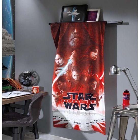 Toalha de Praia Velour Estampado III Star Wars 76cm x 1,52m - Dohler - Star Wars 08