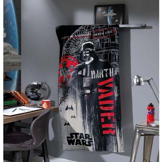 Toalha de Praia Velour Estampado III Star Wars 76cm x 1,52m - Dohler - Star Wars 09