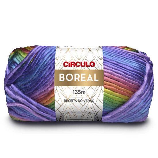 Lã Boreal 100 Gramas com 135 Metros - Circulo 9534