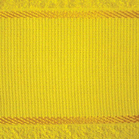 Toalha de Rosto Para Bordar 44cm x 70cm - Marcotex - Amarelo 121