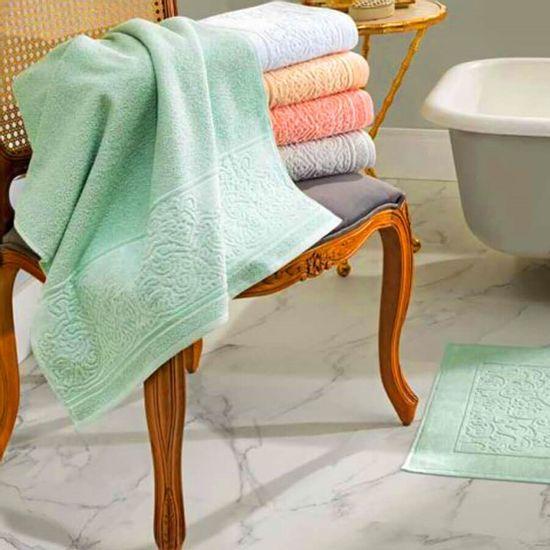 Toalha de Rosto Jacquard Confort Liso 50cm x 90cm - Dohler CAPA
