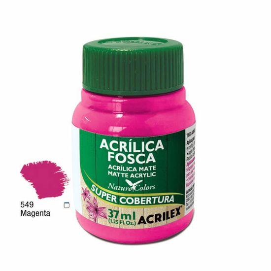 Tinta Acrílica Fosca 37ml - Acrilex - 549