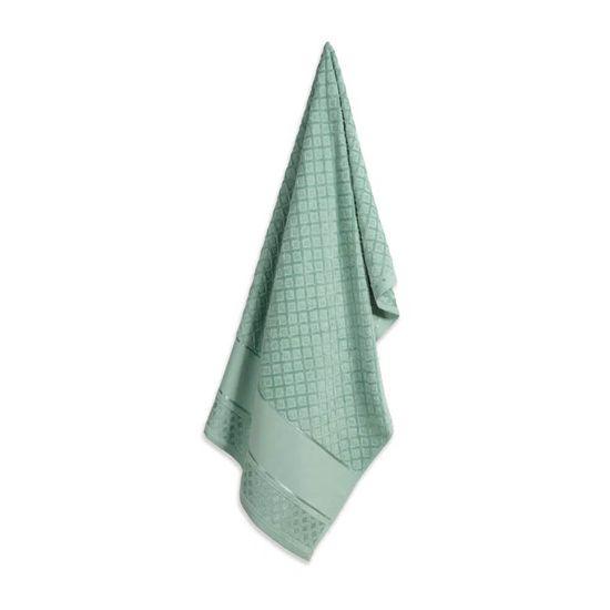 Toalha De Rosto Lince Para Pintar 49 Cm X 80 Cm - Karsten - Verde Paradise 40195